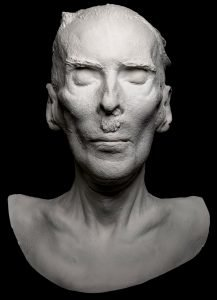 Plastercast bust of Sergei Pankejeff ('the Wolf Man')